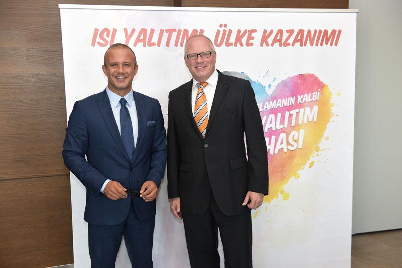 Avusturyalı inşaatçıların Türkiye'ye güveni tam