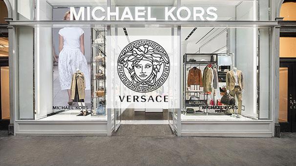Michael Kors Versace'yi satın alıyor
