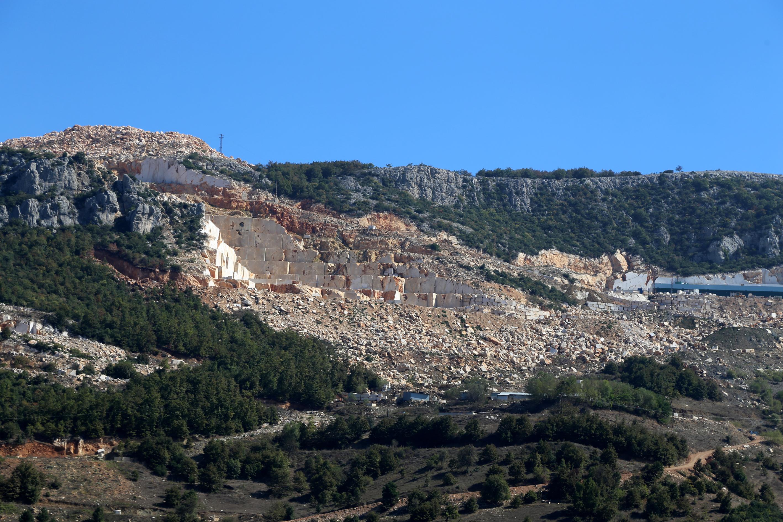 Bursa'da 500 milyar dolarlık mermer rezervi tespit edildi