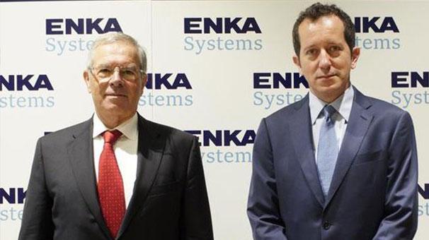 ENKA Systems'ta hedef dünyanın en büyüğü olmak
