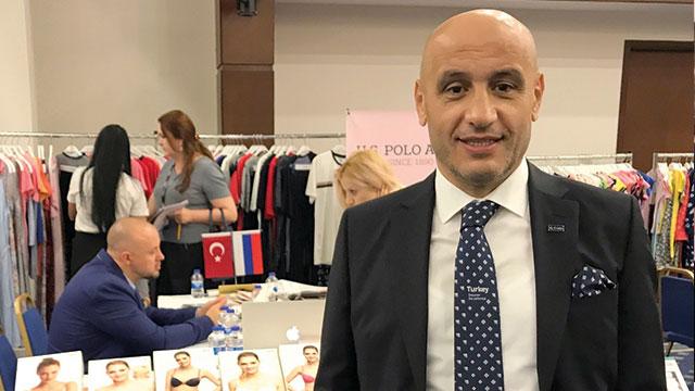 """İHKİB, Antalya'da """"Ruble ile ihracat"""" startı verdi"""