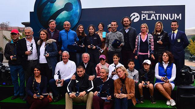 Turkcell Platinum Golf Challenge  golf tutkunlarını buluşturdu