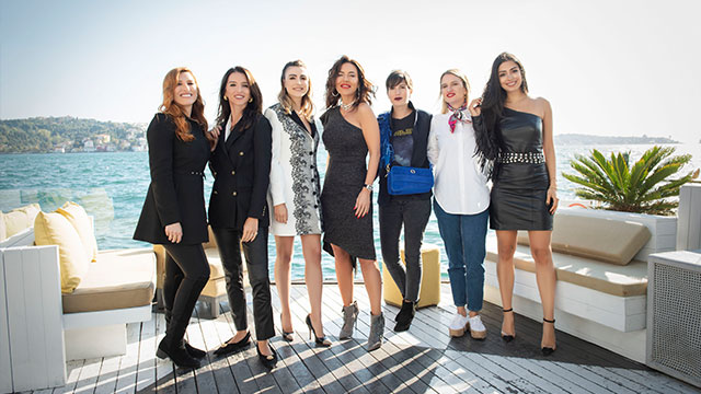 Türk tasarımcılar D'She Style'da buluşuyor