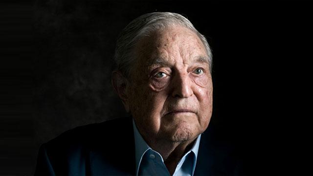 George Soros manipülasyon yaparken yakalandı