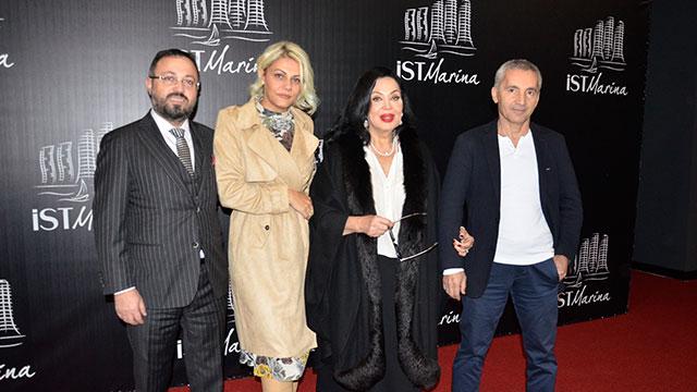 Türkan Şoray, adını taşıyan sinema salonunu açtı