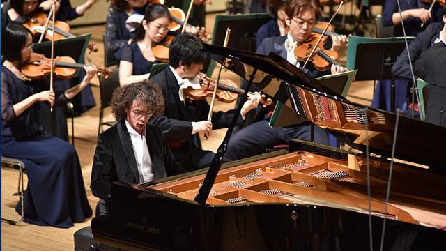 Genç Türk piyanist Japonya'da birinci oldu