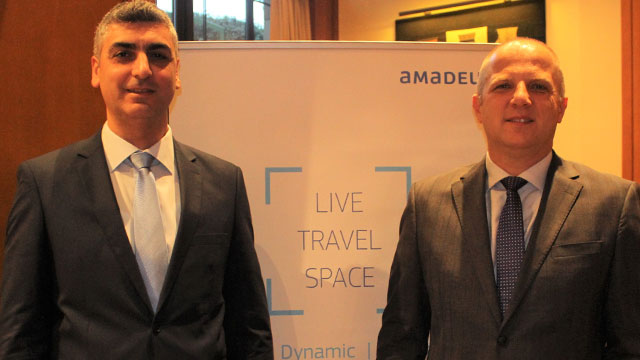 Amadeus, Türkiye'den tüm dünyaya yazılım ihracatını artıracak