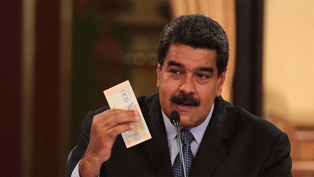 Venezuela'da enflasyon yüzde 1 milyonu aştı