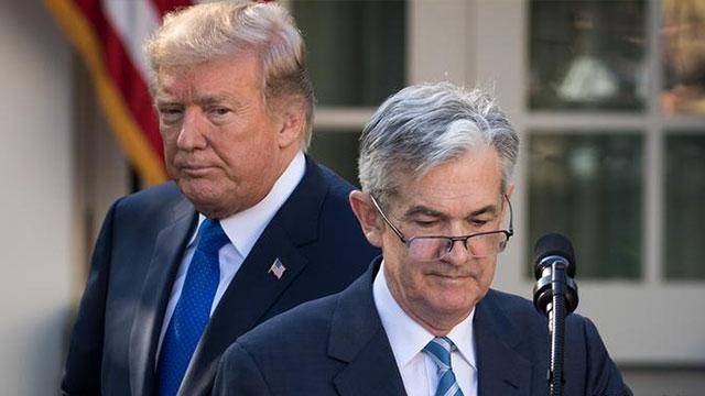 Trump: Fed faiz artırırsa bu akılsızca olur