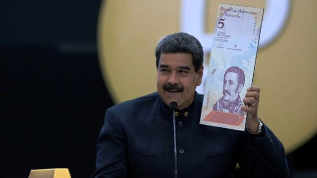 Venezuela'da devalüasyon yapıldı, asgari ücret 10 doların altına indi