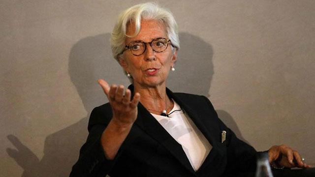 IMF Başkan Lagarde: Fırtınaya hazır olun