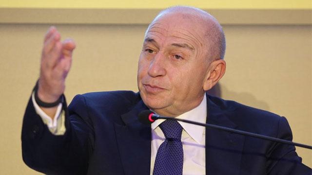Özdemir: 2018'de 614 milyon dolar ihracat gerçekleştirdik