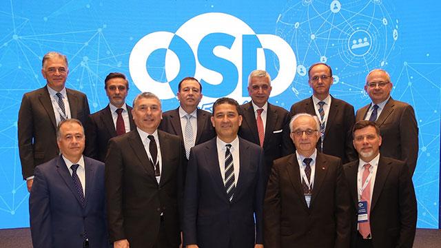 OSD'de yeniden Haydar Yenigün seçildi