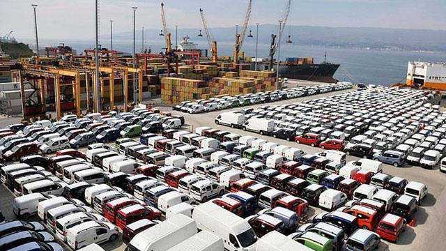 Otomotivde ilk iki ayda üretim yüzde 14 azaldı, 200 bin ihracat yapıldı