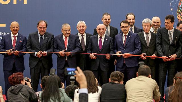 Petroleum Istanbul 2019 kapılarını açtı