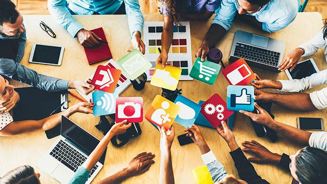 Sosyal ve mobil ticaret devri