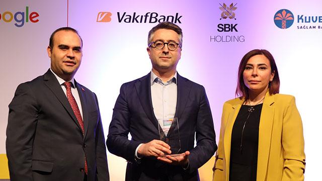 Multinet Up'a Corporate & Startup Day'de Jüri Özel Ödülü