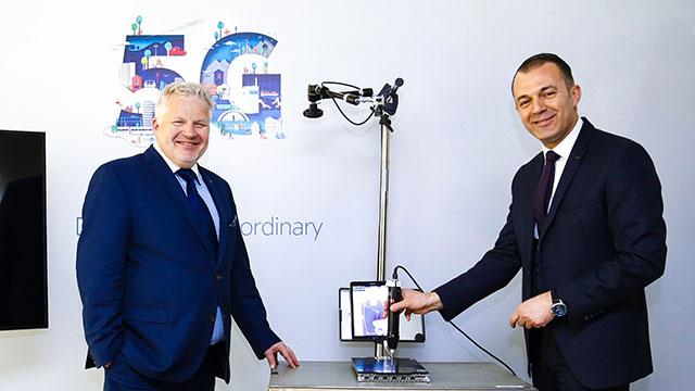 Türk Telekom ve Nokia'dan ilk Endüstri 4.0 5G denemesi
