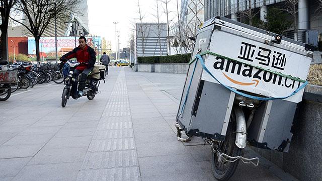 Amazon, Çin'de hizmet vermeyi durduracak