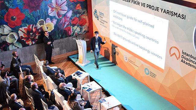 Suriyeli girişimciler İDA'da yarıştı