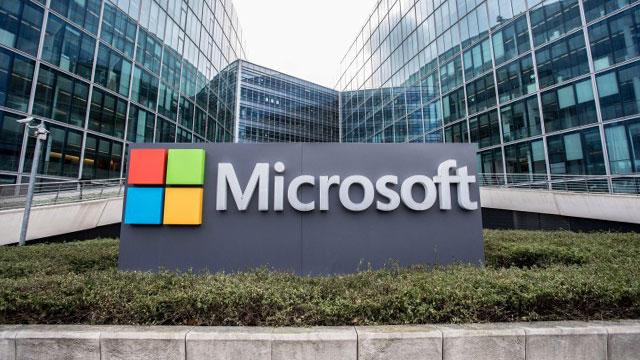 Microsoft'un piyasa değeri ilk kez 1 trilyon doları aştı