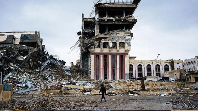 Türkler Irak'ı yeniden inşa edecek