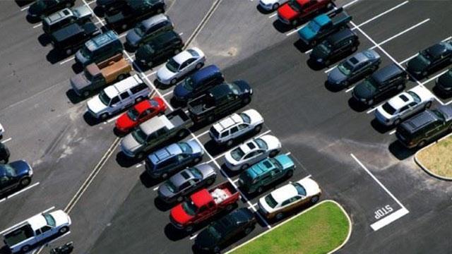Dünyanın yüzde 64'ü aracına park yeri bulamıyor