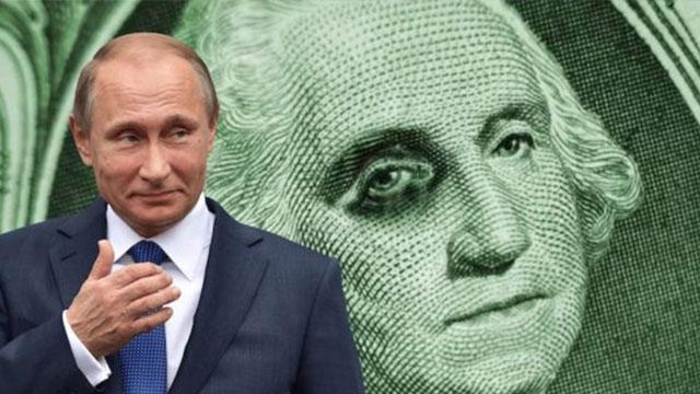 Rusya 'dolarsızlığa' adım attı