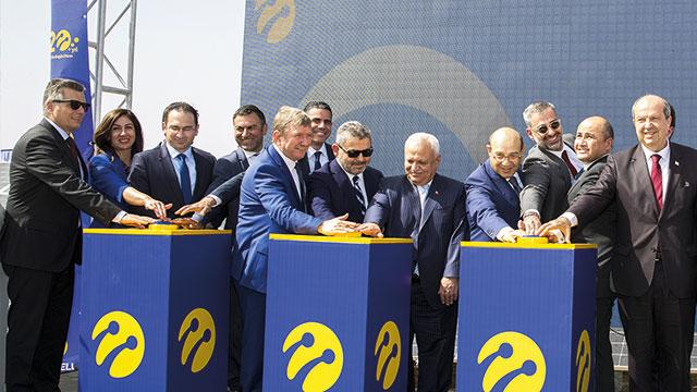 Turkcell'in ilk GES'i Kuzey Kıbrıs'ta kuruldu