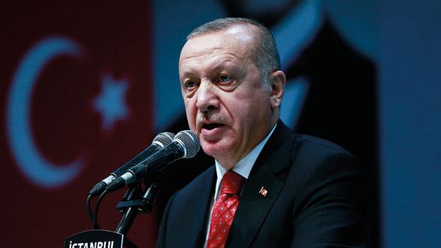 Cumhurbaşkanı Erdoğan'dan TÜSİAD'a sert tepki