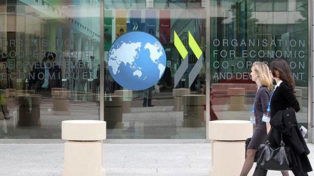 OECD: Türkiye ekonomisi 2019'da yüzde 2,6 küçülecek