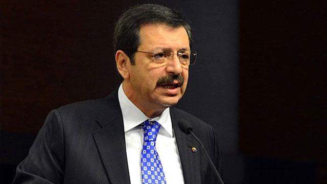 TOBB: Türkiye ile ABD arasında STA imzalanmalı