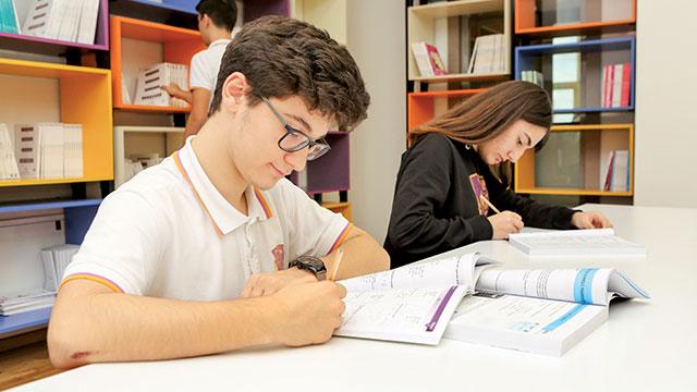 Öğrencilerin geleceği, bugünden belirleniyor