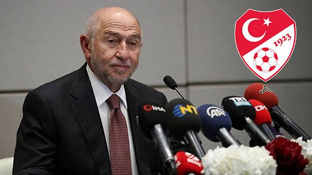 Nihat Özdemir, TFF Başkanı seçildi
