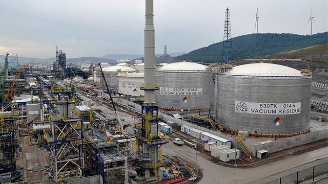 STAR Rafineri Irak'tan petrol almaya başlayacak
