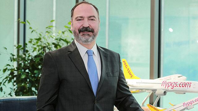 Pegasus Genel Müdürü Mehmet Nane, IATA Yönetim Kurulu'nda
