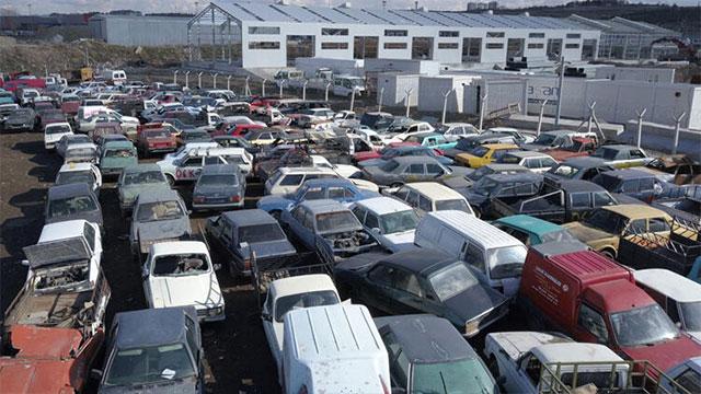 Hurda araçlarda ÖTV indirimi arttı