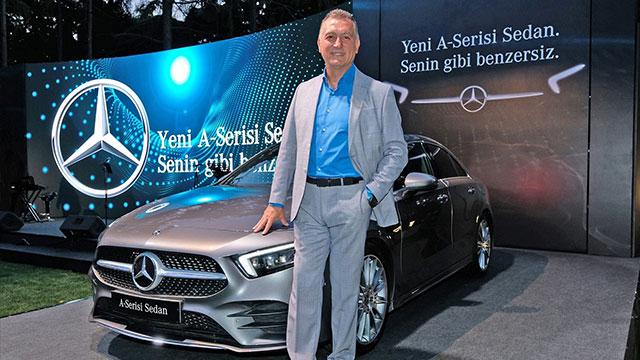 Mercedes-Benz A-Serisi Sedan Türkiye'de