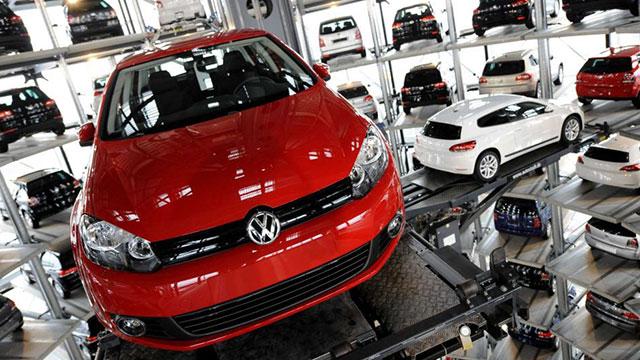 Volkswagen Türkiye'yi seçti!