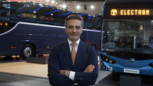 TEMSA, Romanya'da otobüs ihalesi aldı