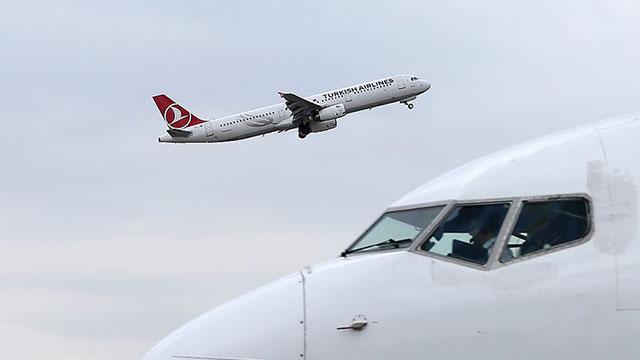 THY'nin haziranda yolcu sayısı yüzde 3,2 arttı