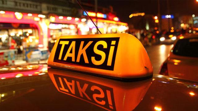 Taksiciler ÖTV muafiyeti istiyor