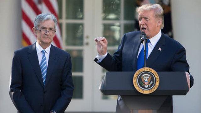 Trump: Fed yüzünden çok yüksek faiz ödemek zorunda kaldık