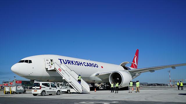 Turkish Cargo, ilk çeyrekte büyüme ivmesini sürdürdü