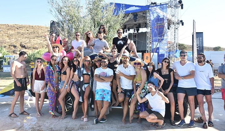 'Yapı Kredi Summer Escape' ile Bozcaada çıkarması