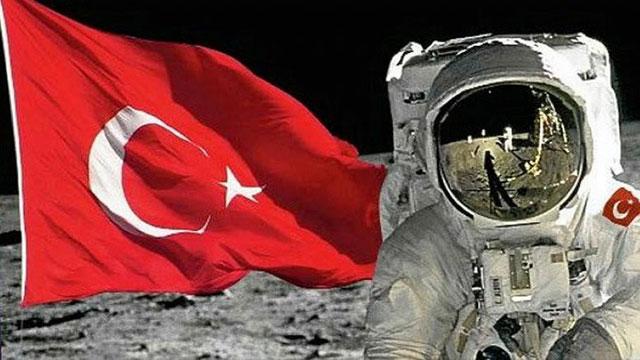 Türkiye Uzay Ajansının