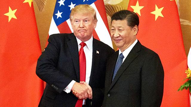 Trump: ABD Çin ile görüşüyor ancak anlaşma için hazır değil