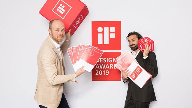 iF Design Award'da son tarih 27 Eylül