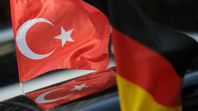 Almanya ile ticaret hacminde 50 milyar dolar hedefi
