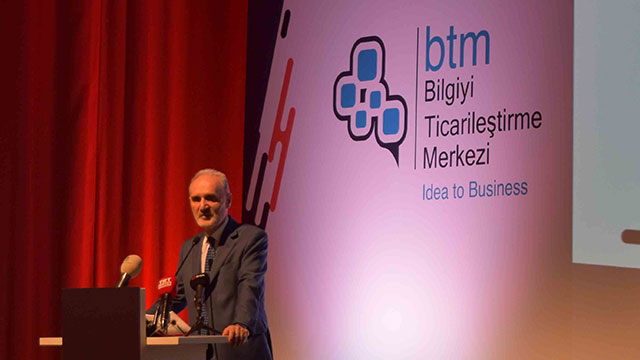 BTM 'global'e açılıyor